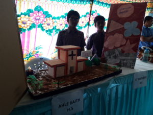 Students of ABI participated in competition organised by C..OV.A.